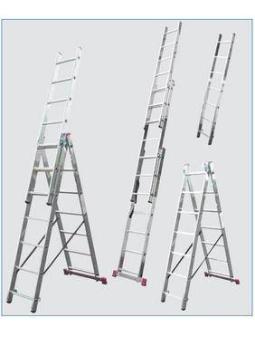 Hliníkový žebřík 3×11